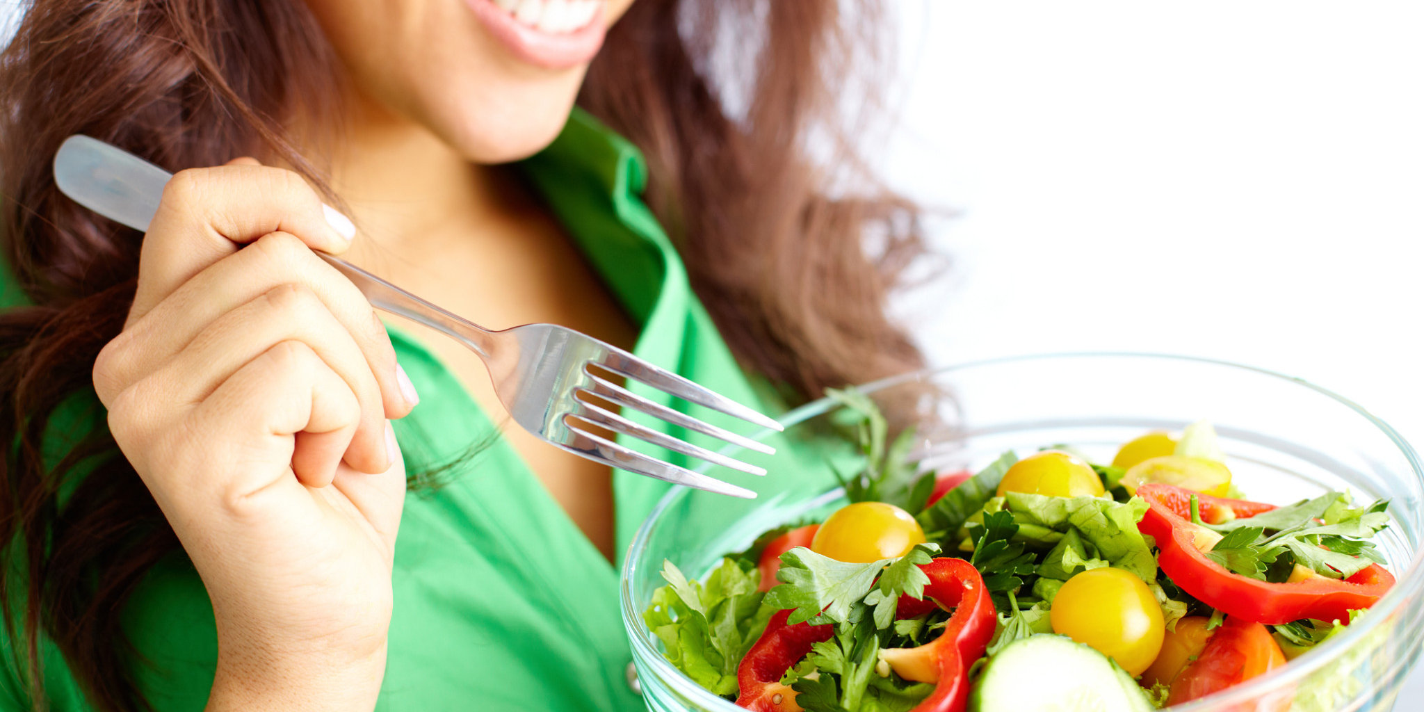 Watch Your Diet   Healthy Hair Tips For Strong, Shiny Hair